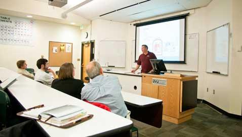 Physics Colloquium welcomes Delta power expert