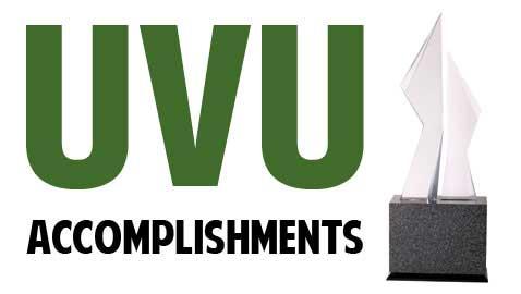 UVU accomplishments 2011-2012