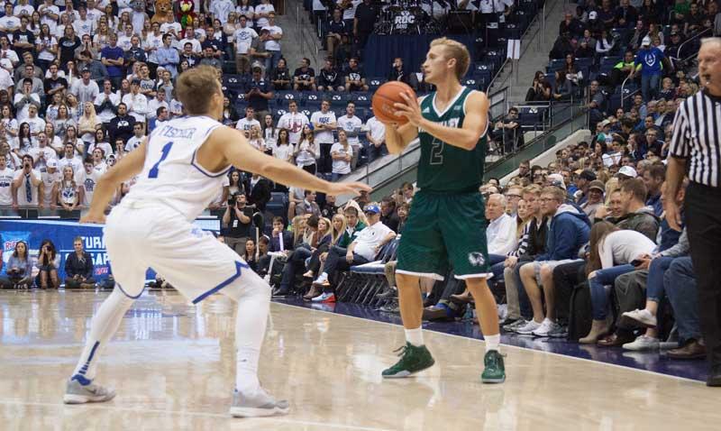 New era doesn't start well for UVU men's basketball