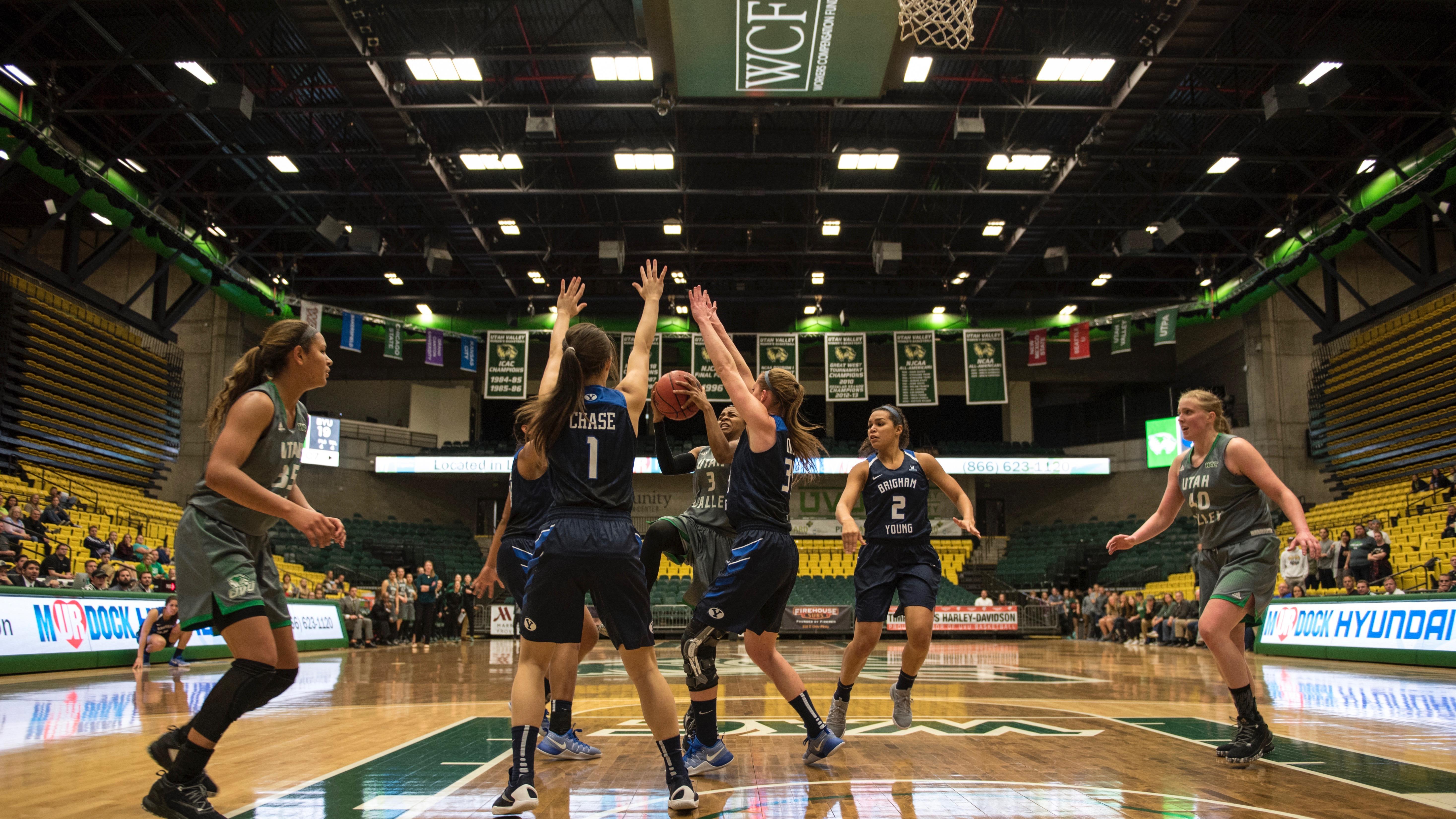 Women's basketball: UVU vs GCU: Five takeaways