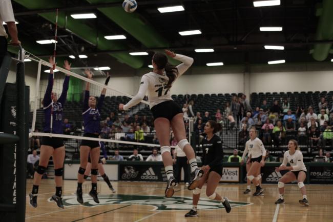 Volleyball: UVU finishes SJSU/USF Invitational 0-3