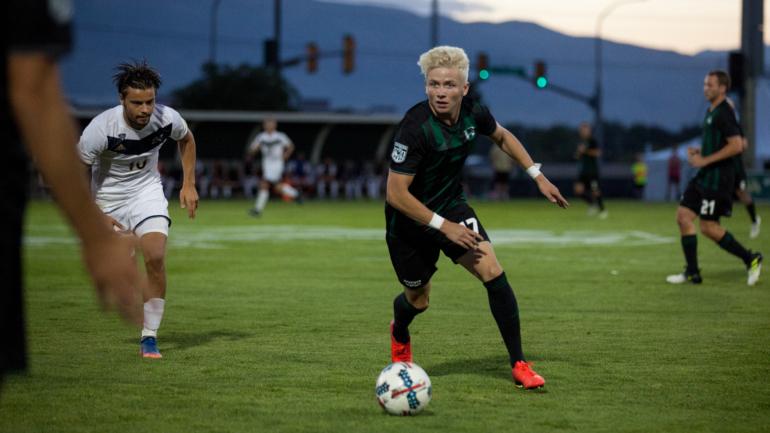 Men's soccer: Leme scores early, proves to be game-winner