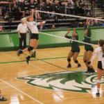 Volleyball: UVU downs UMKC in first round at WAC tournament