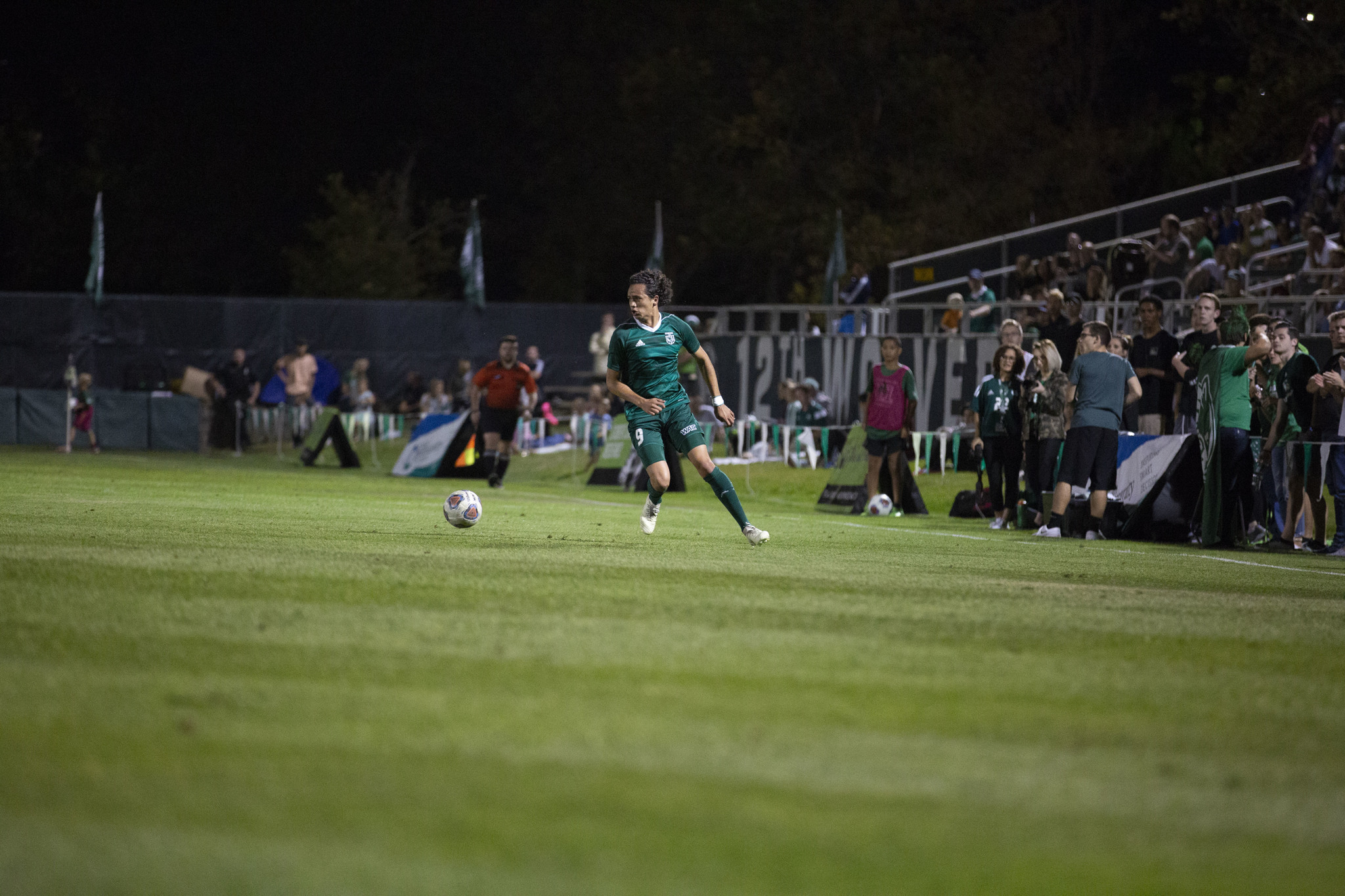 UVU Men's Soccer Gets The Home Win Against UTRGV
