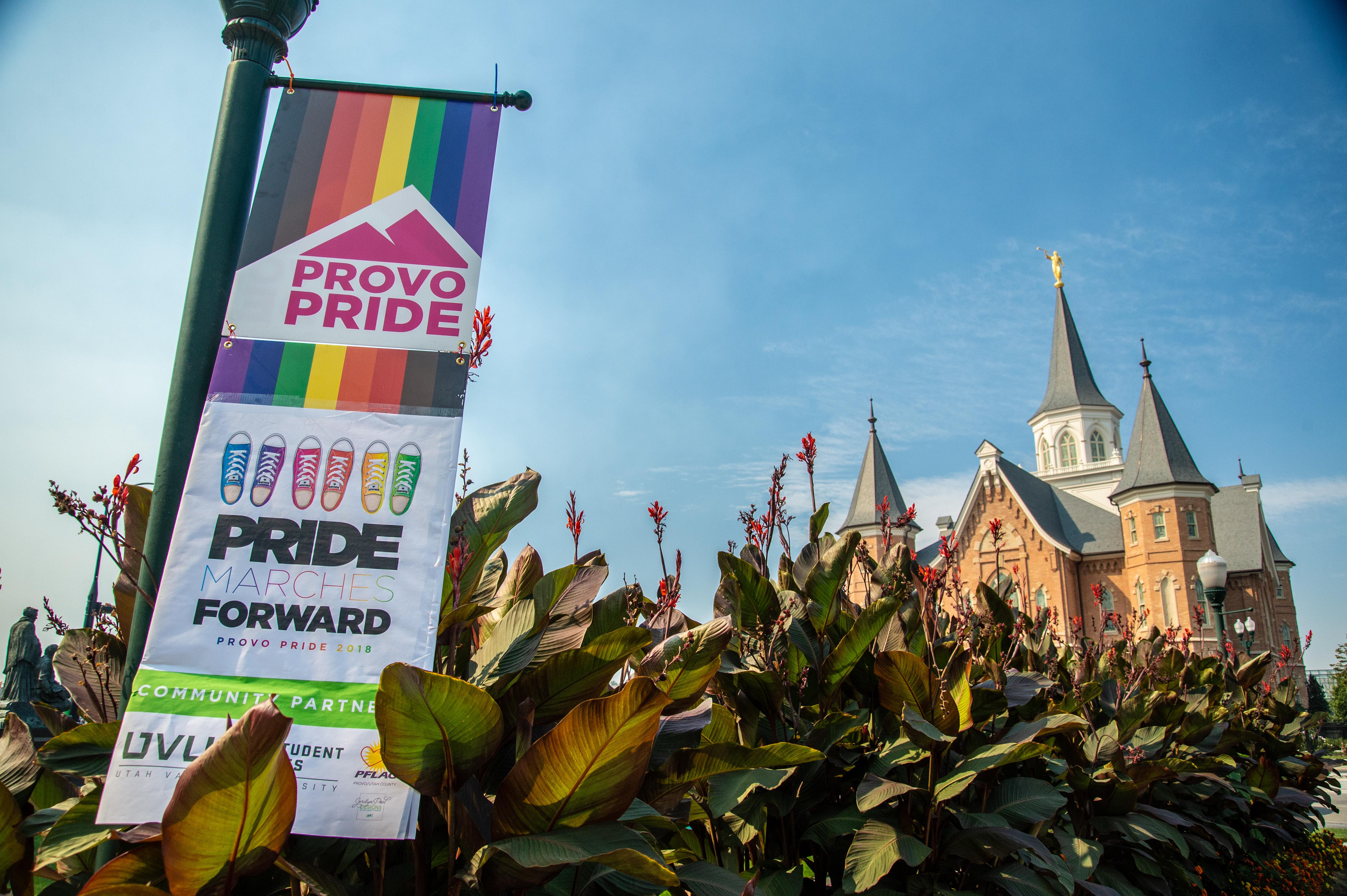 Provo Pride Festival aims to educate and celebrate