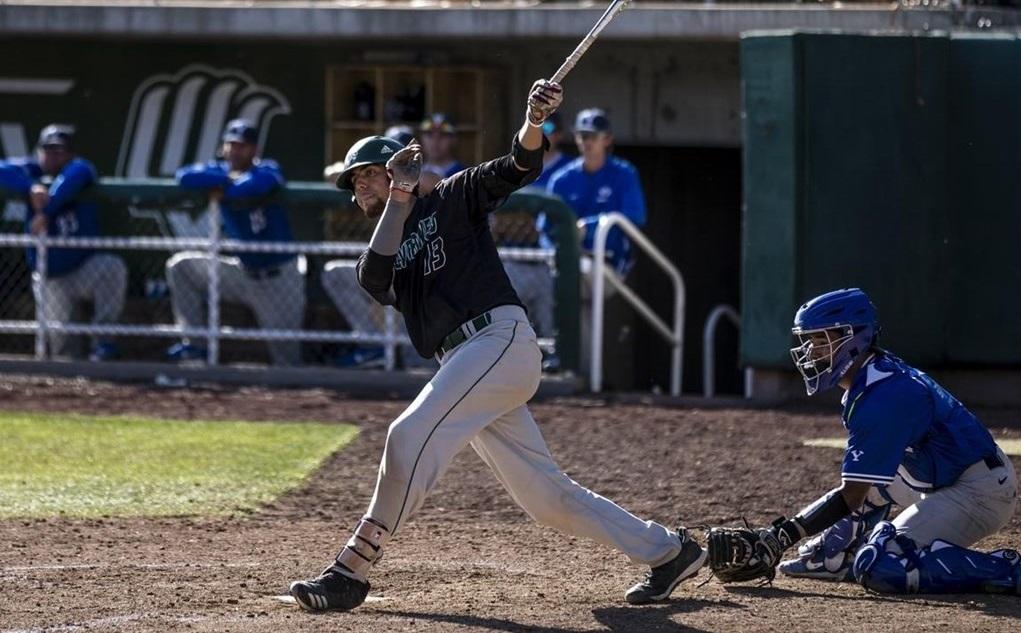 UVU baseball battles rain, Bulldogs on opening weekend